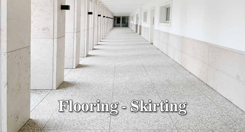 Flooring - Skirting