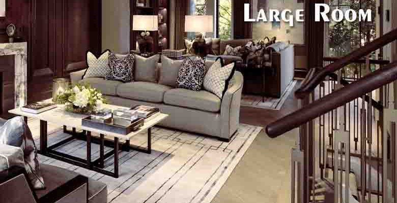 large roomF