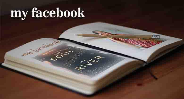 my facebookF