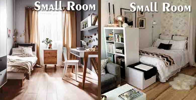 small roomF